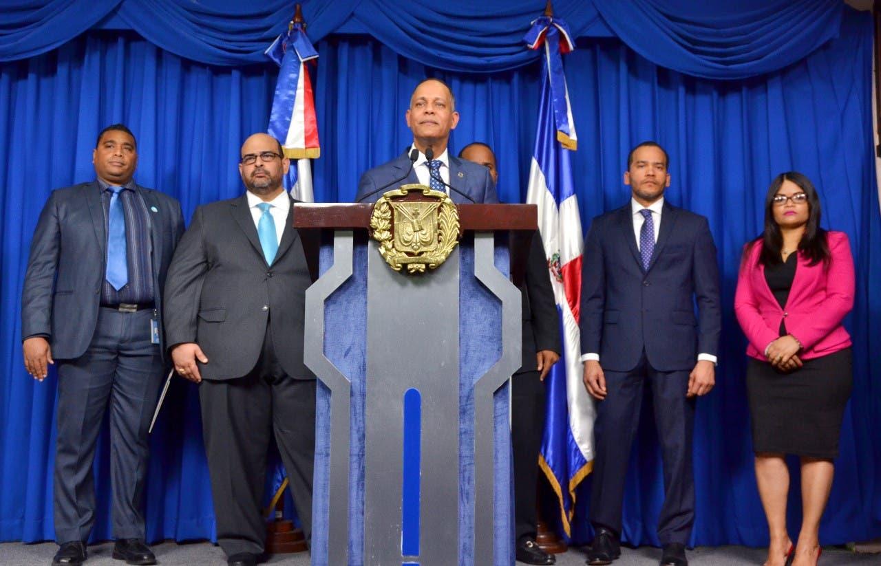 Rueda de prensa Palacio Nacional
