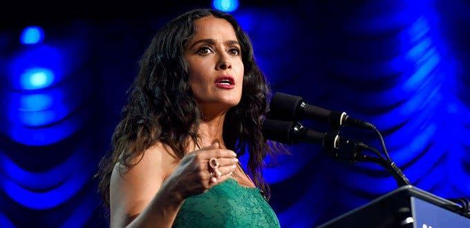 """Del Toro, Hayek y """"Chavela"""" son nominados a premios de AARP"""