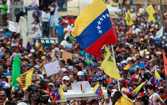 Venezuela se manifiesta