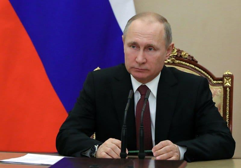 EEUU publica una lista de políticos y empresarios que «prosperaron» bajo el mandato del presidente Vladímir Putin