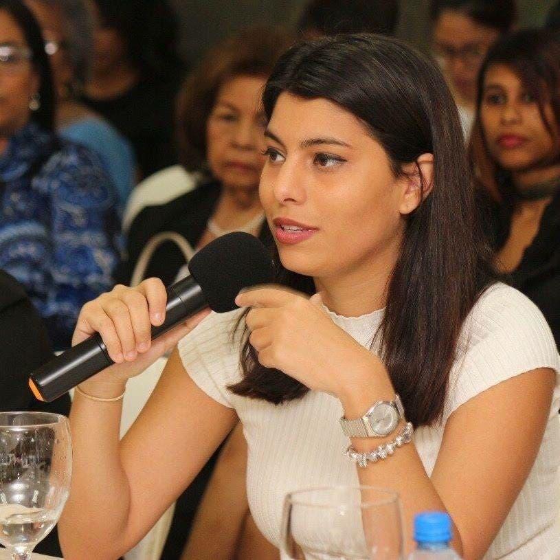 Carolina Santana Sabbah .