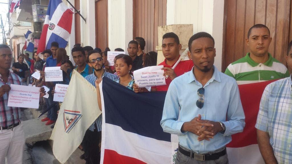 Juventud Duartiana recuerda a los congresistas que día de Juan Pablo Duarte es el 26 de enero no el 29