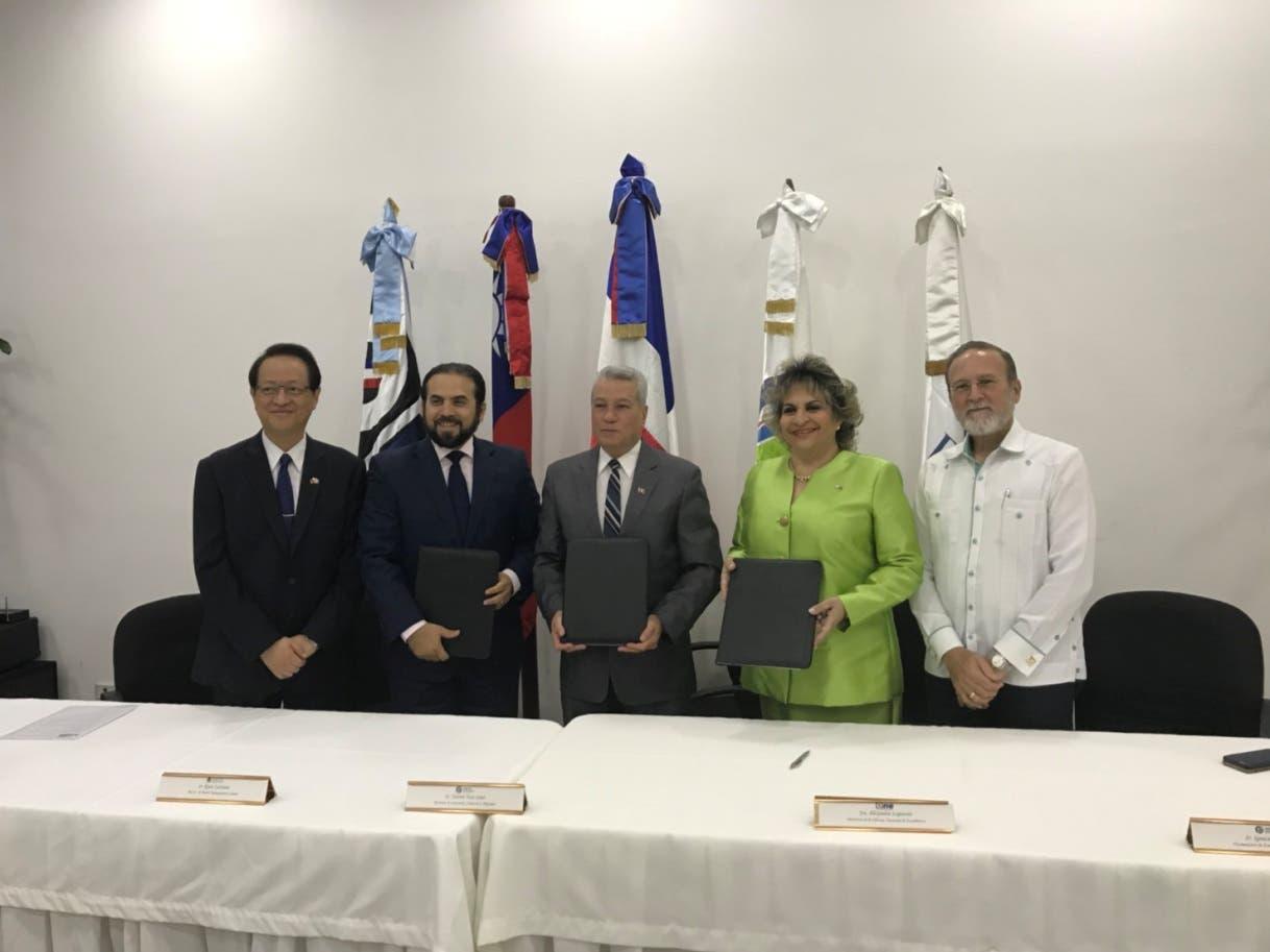 Taiwán colabora con RD para implementación de monitor de emprendimiento