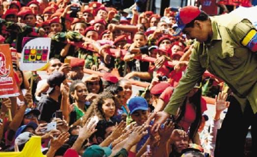 Está todo dado para firmar acuerdo con la oposición — Maduro