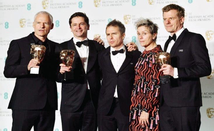 Estos fueron los ganadores de los premios BAFTA