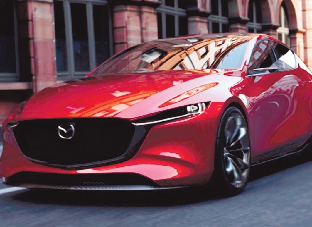 Mazda SkyActiv-3, un motor casi cero emisiones
