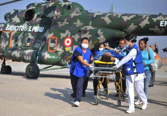 Al menos 36 muertos en accidente de autobús en Perú
