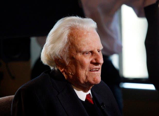 Muere a los 99 años Billy Graham, el popular pastor evangelista de EEUU