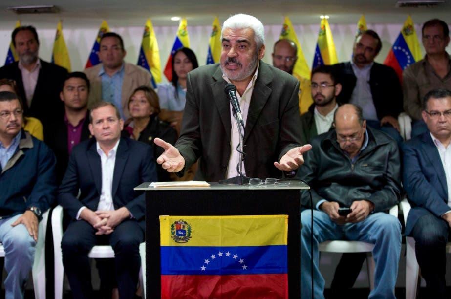 La alianza opositora no participará en elecciones presidenciales de Venezuela