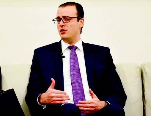 Alvaro Sousa, presidente de Adoexpo