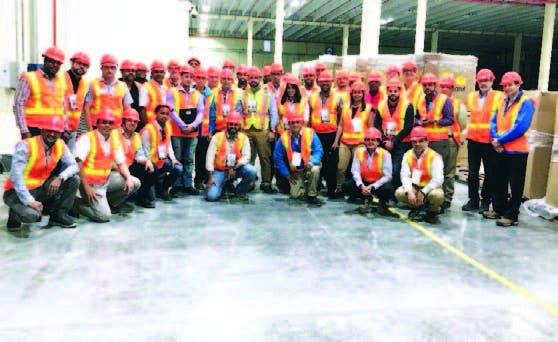 Asistieron alrededor de 57 ingenieros de diversas empresas del país.