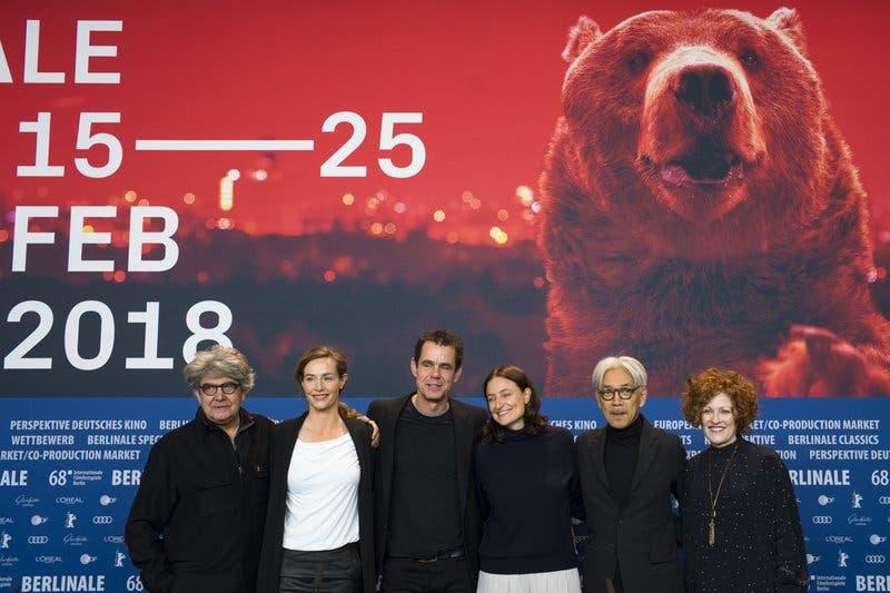 Se inaugura la Berlinale bajo la sombra de #MeToo
