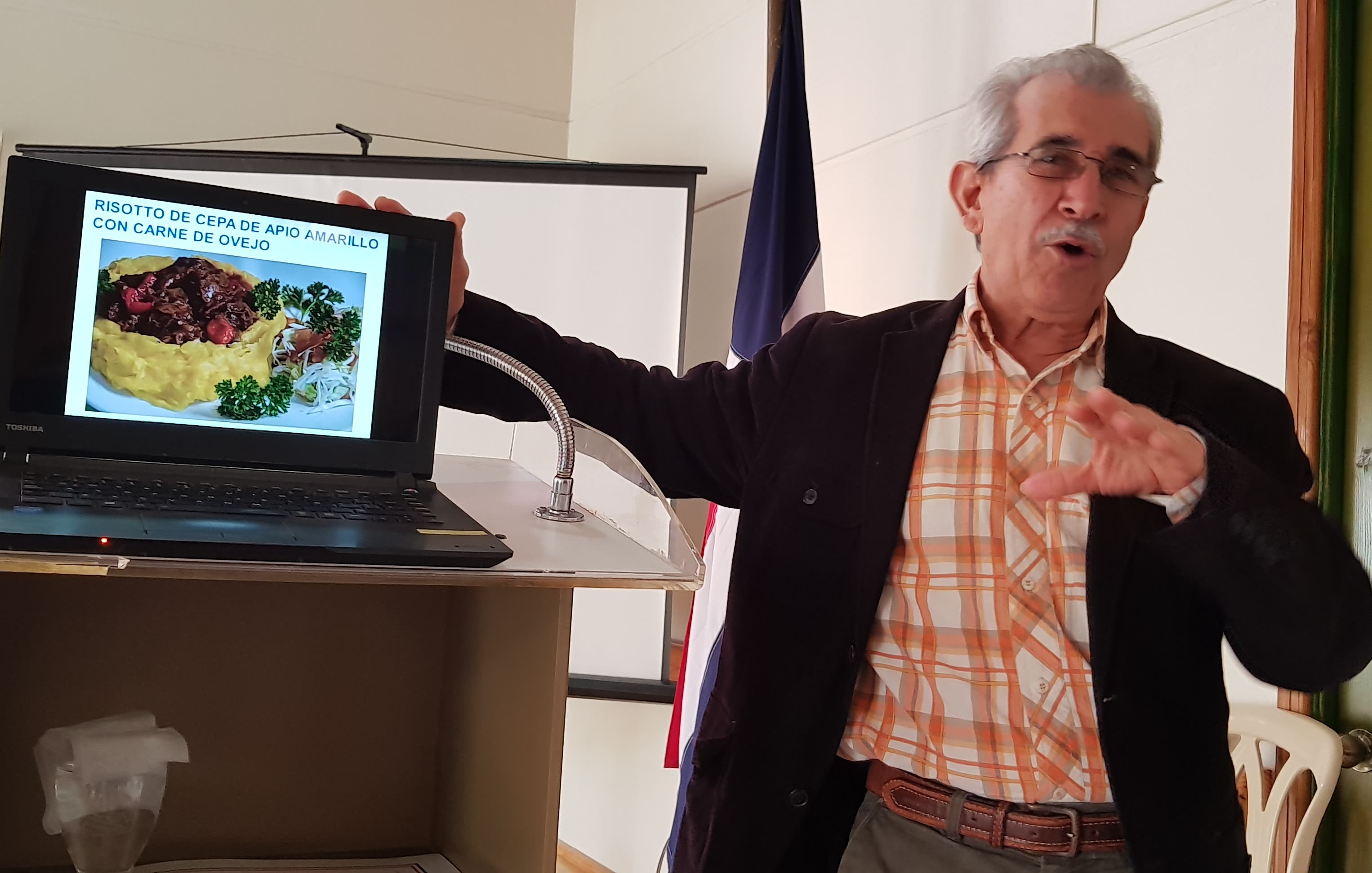 Bolivar Troncoso destacó el impacto de la gastronomía  en el turismo(1)