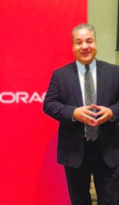 Carlos Ruiz, vicepte de Oracle