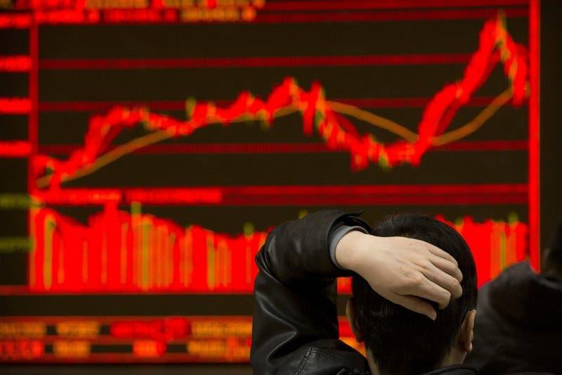 El Dow Jones se recupera de una caída de más de 500 que tuvo al iniciar operaciones