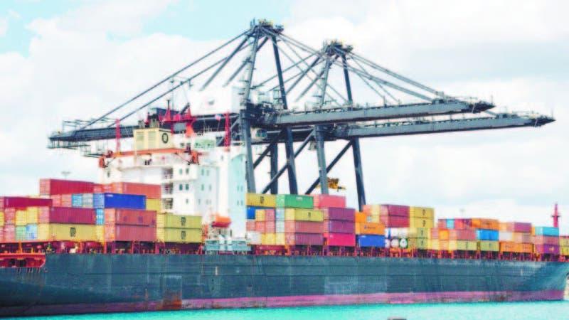 El 80% de carga de productos se mueve a través de transporte marítimo
