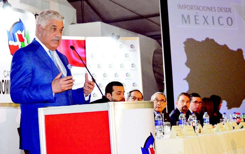 RD estudia establecer acuerdo de alcance parcial con México