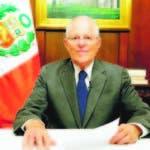 El presidente de Perú, Pedro Pablo Kuczynski, estuvo a punto de ser destituid o.