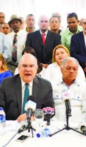 Feris Iglesias presentó su comando