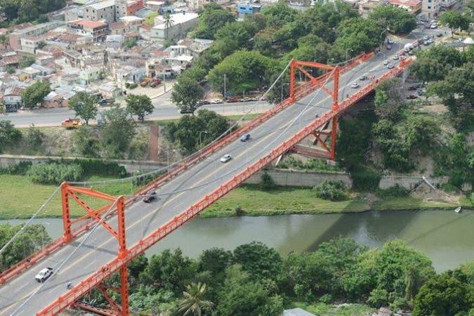 Foto puente Hnos. Patiño