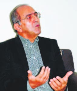 Guillermo Caram, exgobernador del Banco Central