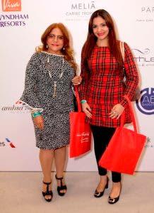 Rostros. Viajersa. Livia Caba y Dayra Perez
