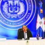 José Luis Rodríguez Zapatero, Danilo Medina y Miguel Vargas confían en rápida salida a crisis