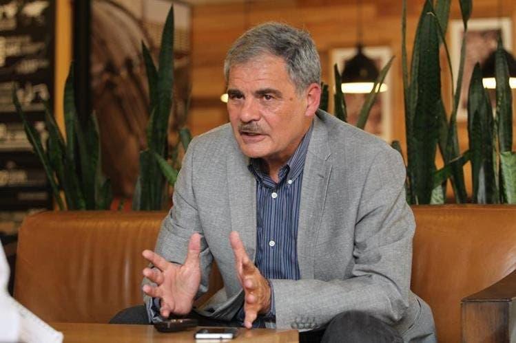Juan Alberto Fuentes, presidente de Oxfam Internacional entre los detenidos en Guatemala por caso de corrupción
