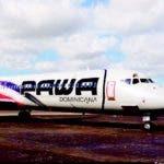 La aerolínea Pawa Dominicana fue suspendida por 90 días