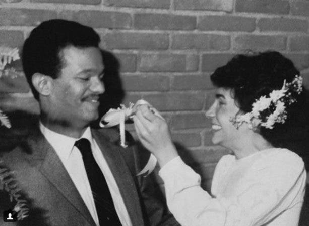 Leonel y ex esposa