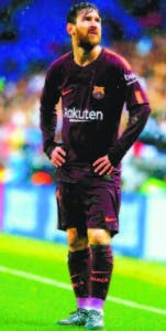 Lionell Messi ha sido grandioso.