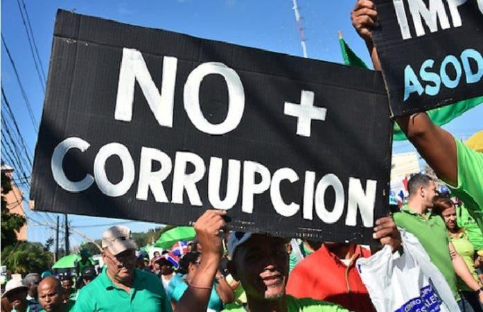 Transparencia dice sube percepción corrupción RD