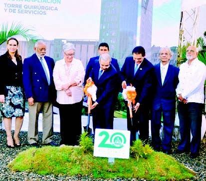 Medina inicia trabajos de clinica Unión Médica