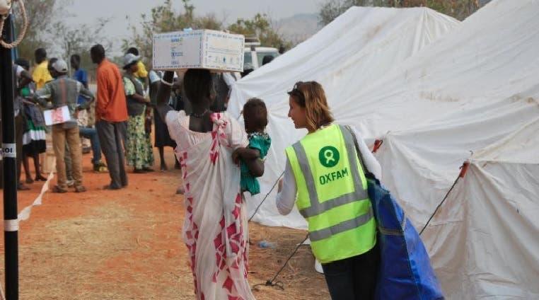 Lo que dice Oxfam tras Haití le retirara permiso de operación