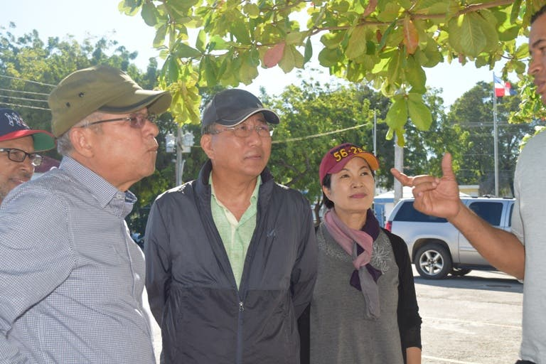Denuncia supuesto abuso del Cesfront contra una pareja coreana