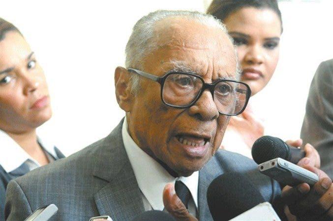 Fallece eminente jurista Ramón Pina Acevedo