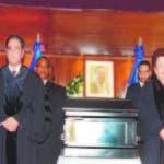 Rector Iván Grullón y la ministra Alejandrina Germán encabezan la