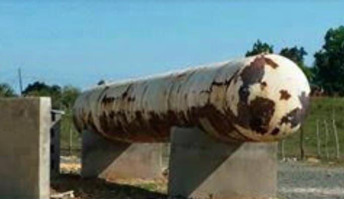 Cierran envasadora de gas exhibe estado de deterioro