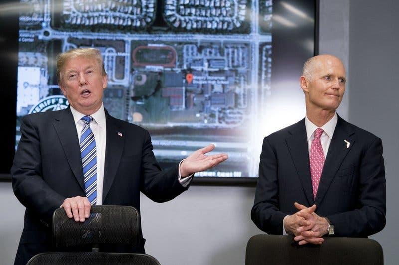 Donald Trump critica al FBI por no investigar al agresor de Florida