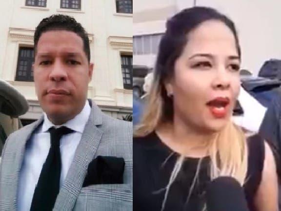 Ministerio Público desmiente versión esposa de Van Troy Suazo — BANI