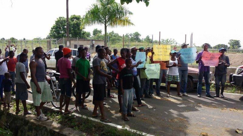 Residente del lugar exigen el cierre definitivo .