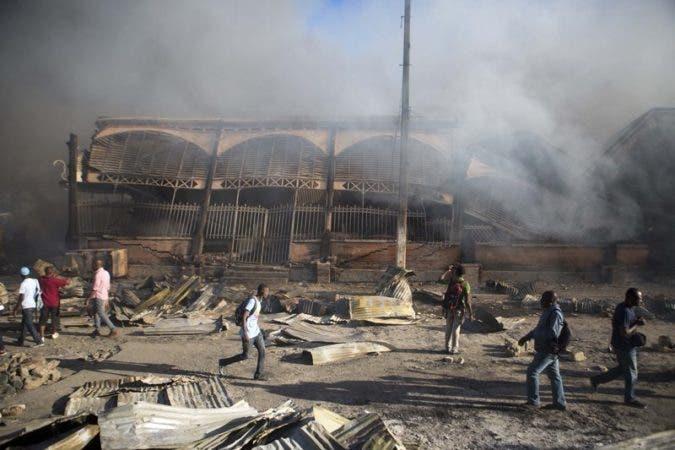 fuego haití