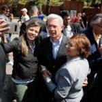 Álvaro Uribe/AFP