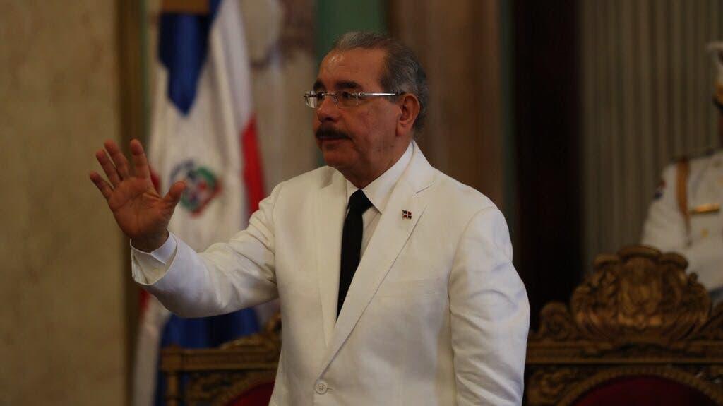 Fotos: Danilo Medina recibe cartas credenciales de nuevos embajadores