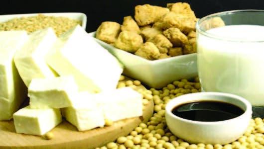 Nutritivas y deliciosas  recetas con soya