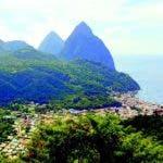A parte de su estructura, Santa Lucia es una isla de miradores .