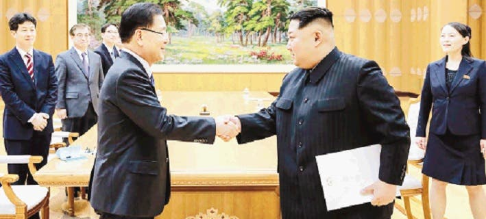 Corea del Norte dialogaría con EU polémico tema desarme nuclear