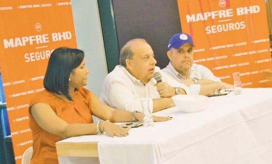 Anuncian Team Tenis Copa Mapfre BHD en Parque del Este