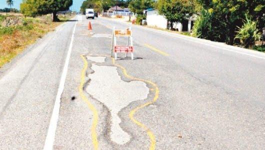 Conductores se quejan de tramo autopista Duarte