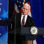 Vicepresidente de EEUU, Mike Pence.